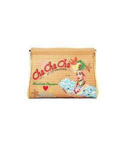 Charlotte Olympia | Клатч Cha Cha Cha Maggie