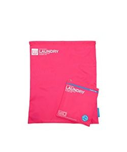 Flight 001   Go Clean Laundry Bag
