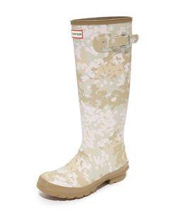 Hunter Boots | Оригинальные Высокие Камуфляжные Сапоги