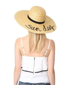 Eugenia Kim | Шляпа Bunny Sun Day