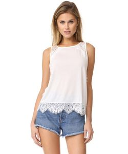 Bb Dakota | Brent Scallop Lace Tank