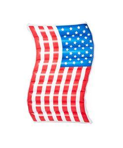 Gift Boutique   Надувной Матрас В Форме Развевающегося Американского Флага