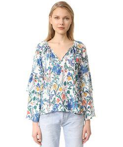 Parker | Шелковая Блуза Saturday