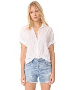 XiRENA | Блуза На Пуговицах Chance С Короткими Рукавами