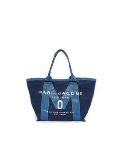 Marc Jacobs | Небольшая Объемная Сумка New С Короткими Ручками Из А С Логотипом