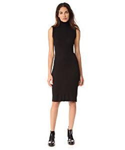 Rick Owens Lilies   Mock Neck Tunic Dress