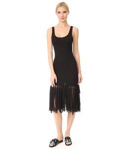 Fuzzi   Платье Без Рукавов