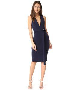 BEC&BRIDGE | Платье Luminous С Глубоким Вырезом