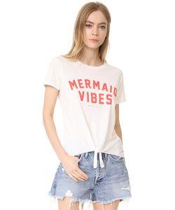 Spiritual Gangster   Футболка Mermaid Vibes Mahalo