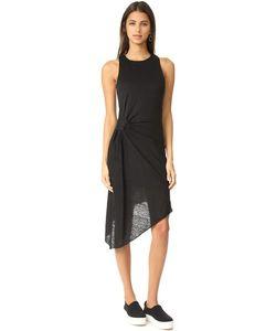 KENDALL + KYLIE | Асимметричное Платье Со Сборками