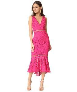Nicholas   Кружевное Платье С Глубоким Вырезом