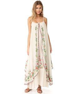 Mes Demoiselles | Платье Josephine С Цветочной Вышивкой
