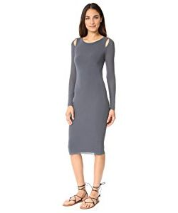 Fuzzi | Long Sleeve Dress