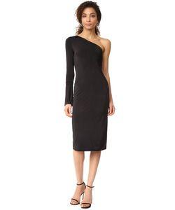 WAYF | Платье Addyson С Открытым Плечом