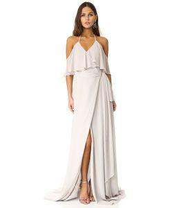Joanna August | Вечернее Платье Lauren С Американской Проймой