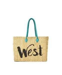 MISA | Сумка Jane Box С Надписью West