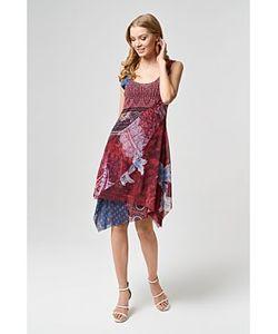 d3d8fbdf3f1 Desigual - Асимметричное Платье