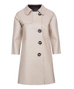 Vericci | Пальто Из Кожи
