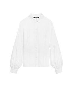 La Reine Blanche | Белая Хлопковая Блузка