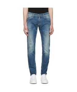 Dolce & Gabbana | Dolce And Gabbana Distressed Jeans