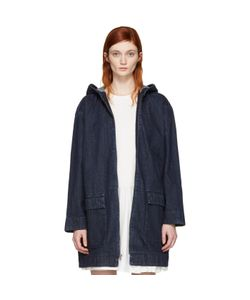 Edit | Cocoon Hooded Jacket