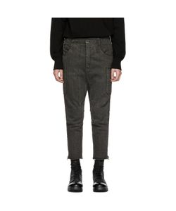 THE VIRIDI-ANNE | Tapered Cargo Pants