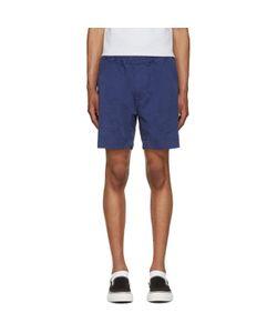 ganryu   Twill Shorts