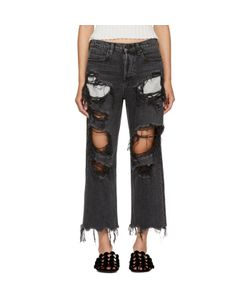 Alexander Wang | Distressed Rival Jeans