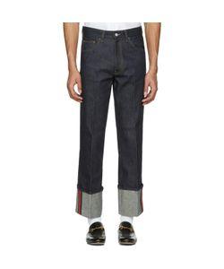 Gucci | Cuff Jeans