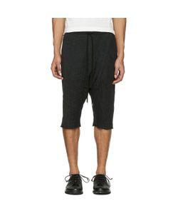 THE VIRIDI-ANNE   Baggy Shorts