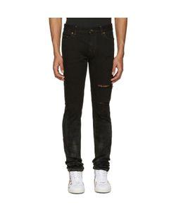 Saint Laurent | Low Waisted Skinny Jeans