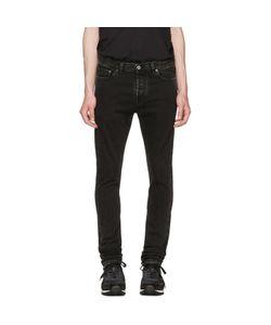 Valentino | Marble Wash Skinny Jeans