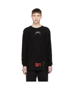 A-Cold-Wall   Long Sleeve B-1 Tape T-Shirt