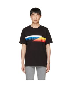 Rag & Bone | Glitch Stripe T-Shirt