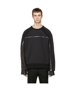 JUUN.J | Oversized Zipper Pullover