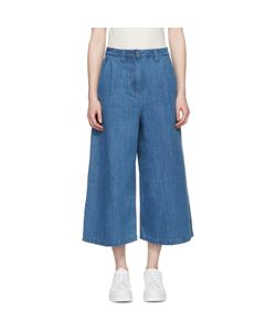 Edit | Denim Culottes