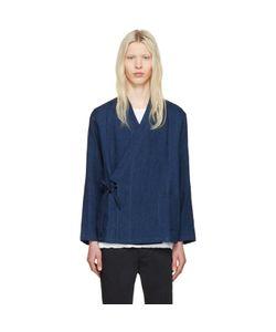 Blue Blue Japan | Haori Shirt