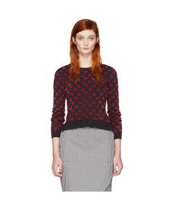 Altuzarra | Clifton Cherry Sweater