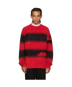 ETUDES | And Striped Angora Kurt Sweater