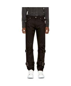Alexander McQueen | Bondage Jeans