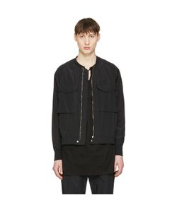 Undecorated Man | Nylon-Blend Bomber Jacket