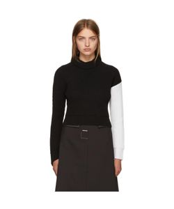 Cedric Charlier | And Asymmetric Colorblock Sweater