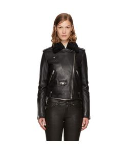 Mackage | Leather Baya-Dl Jacket