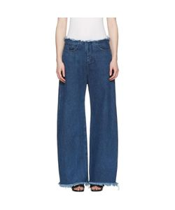 Marques Almeida | Oversized Jeans