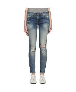 R13 | Alison Crop Jeans