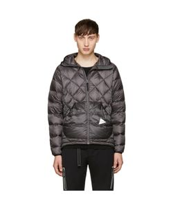 AND WANDER | Diamond Stitch Down Jacket