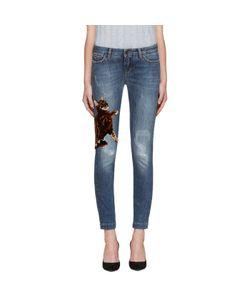 Dolce & Gabbana | Dolce And Gabbana Bengal Kitten Jeans