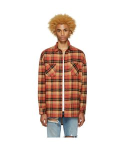 FEAR OF GOD | Exclusive Orange 4th Collection Shirt