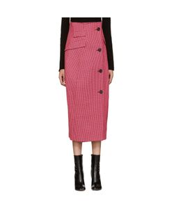 Yang Li | Houndstooth Coat Skirt