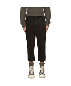 RICK OWENS DRKSHDW | Cropped Astaires Trousers